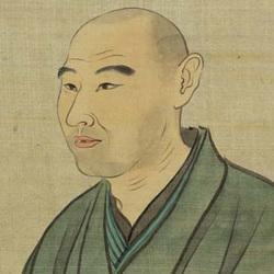 田中訥言の肖像画