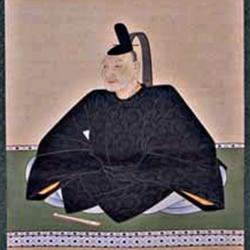土佐光貞の肖像画